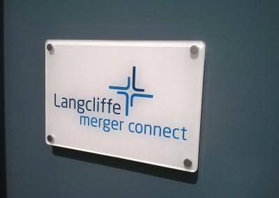 Langcliffe Merger Connect
