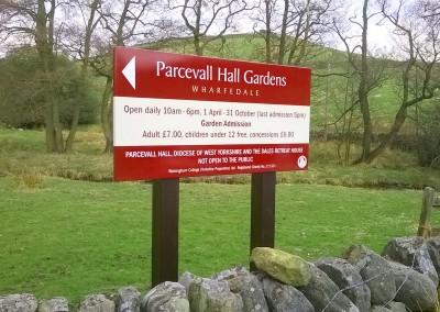 Parcevall Hall Gardens
